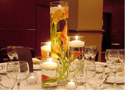 Centerpieces wedding centerpiece reception decor Water1 centerpieces