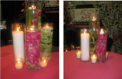 flowers-by-candlelight