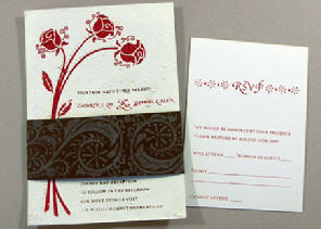 green-wedding-invitation
