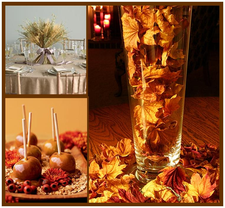 Set a beautiful fall table and serve up some joy for Pictures of fall table decorations