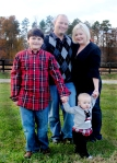 mendehall family2