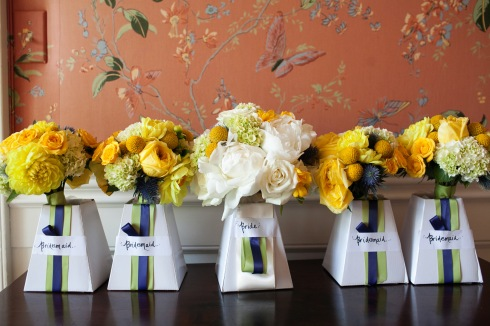 Bouquets from Amy Dunlap Originals