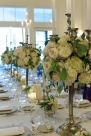Lush Head Table